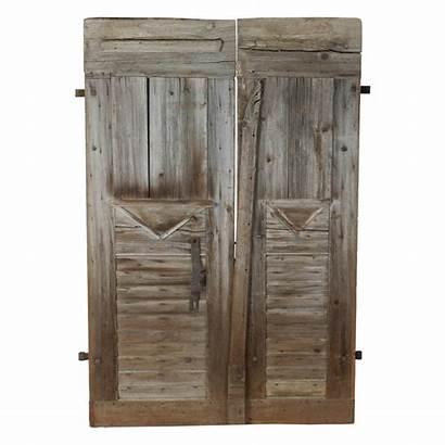 Door Antique Pair Bright Rentals
