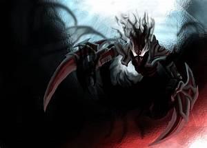 Nocturne - League of Legends by Moozez on DeviantArt