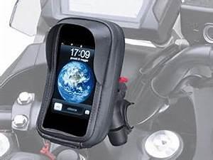 Gps Scooter 50 : givi fixe votre gps ou smartphone au guidon ~ Medecine-chirurgie-esthetiques.com Avis de Voitures