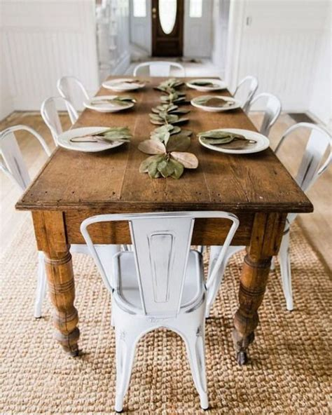 handmade kitchen table and chairs best 25 harvest tables ideas on kitchen table
