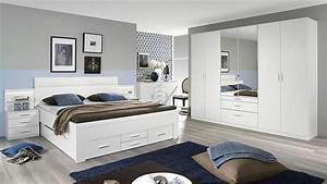 Bett 180x200 Mit Stauraum : bett friedberg schlafzimmerbett in wei 180x200 cm ~ Bigdaddyawards.com Haus und Dekorationen