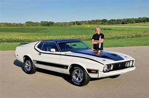 1973 Ford Mustang Mach 1 - Part of the Family