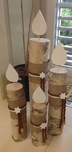 Holz Deko Weihnachten Draußen : basteln mit baumscheiben nature art pinterest woods in holz ~ Yasmunasinghe.com Haus und Dekorationen