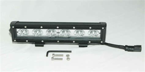 a1 20 quot led light bar 4 800 lumens combo beam