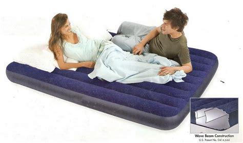 kasur lipat santai kasur angin lipat bikin tidur nyenyak badan segar