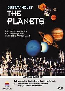 Product Detail: Gustav Holst - The Planets