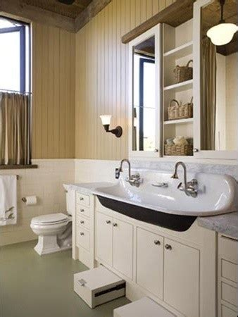 pull out step stool in bathroom beautiful home