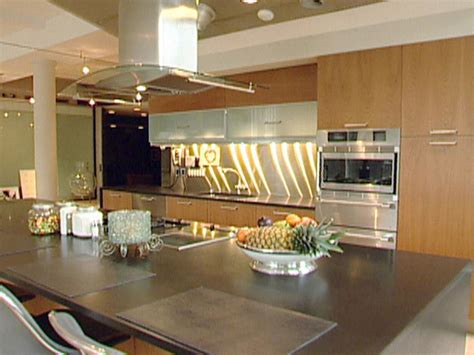 nyc loft kitchen reaches  heights hgtv
