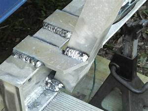 Adding An Extra Torsion Axle To An Aluminum Boat Trailer