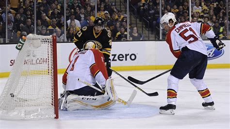 Bruins Show Reason For NHL's Faceoff Changes With First ...