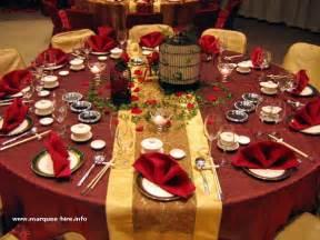 چیدمان میز میهمانی