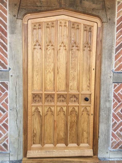 oak exterior doors distinctive country furniture limited makers  period architectural