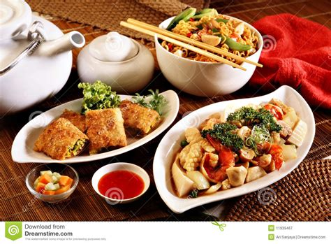 cuisine orient food royalty free stock photography image 11939467