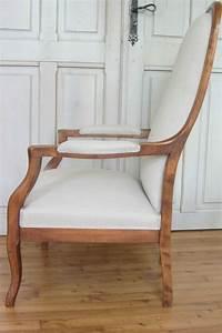 Changer Tissu Canapé : changer le tissu d 39 un voltaire tapissier d 39 ameublement patine tissus ameublement fauteuil ~ Nature-et-papiers.com Idées de Décoration