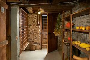 Victorian Manor - Rustic - Wine Cellar - toronto - by