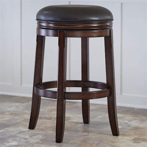 counter height backless stools furniture porter bar height backless 5929