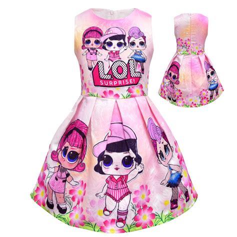 girls kawaii lol surprise doll party holiday birthday