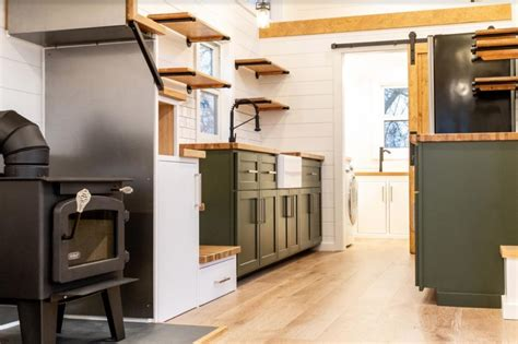 The Latest 28-foot, 360-square-foot Tiny House On Wheels
