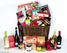Hamper Heaven! From £40 To £1,000, Those Gift Baskets Have Never Been So Exotic Baby Gift Photo Free Tv Year Book Tree Flowers Journeys Card Giftology Hugger Gif For Male Coworker