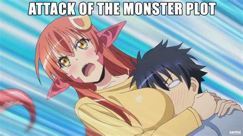 Monster Musume Memes - meme monday 2 sentai filmworks