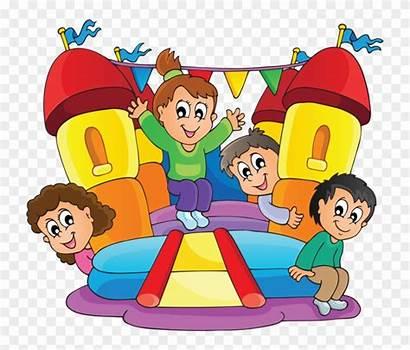 Clip Clipart Carnival Fun Kiddie Library Cliparts
