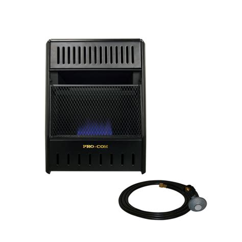 Blue Flame Ventless Ice House Heater  10,000 Btu Procom