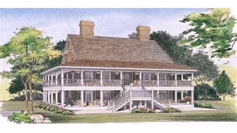 5 Bedroom House Plans With Wrap Around Porch