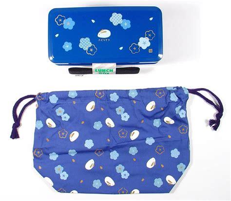srikandi set blue bento lunch box designer set blue rabbit set rectangle