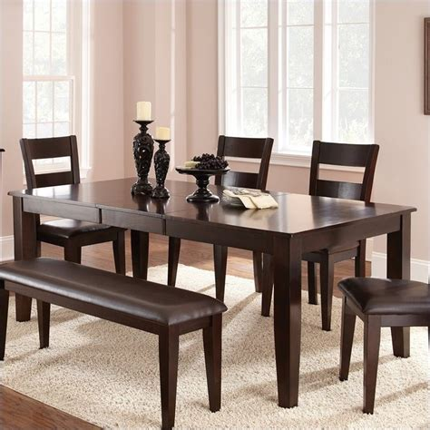 silver dining table set steve silver victoria 5 piece dining room table set in