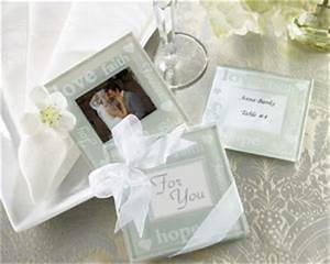 good wishes photo coasters wedding favors by kate aspen With kate aspen wedding favors