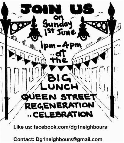 Lunch Dumfries Queen Commonty