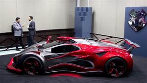 Mexican Supercar: The Inferno Exotic Car - Exotic Car List