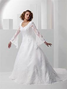 vintage plus size wedding dresses with sleeves dresses trend With plus size long sleeve wedding dresses