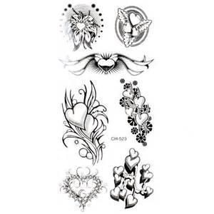 Bleeding Heart Flower Tattoo