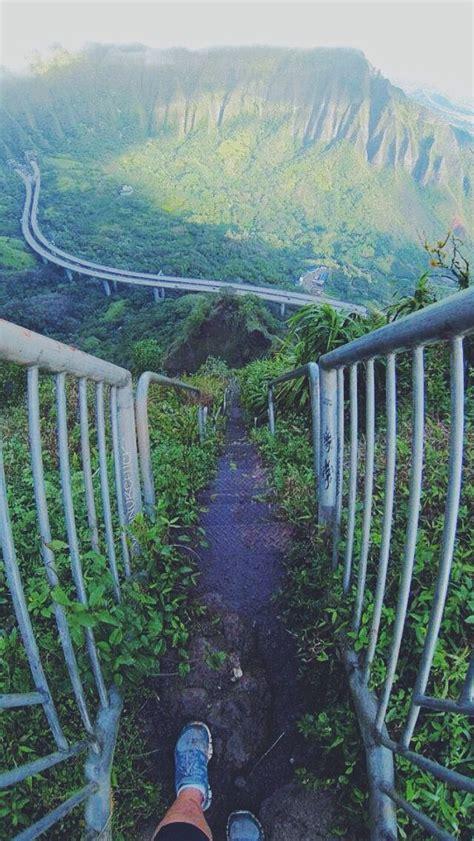Pontoon Boat Rental Oahu by Stairway To Heaven Oahu Hawaii Hi Livin