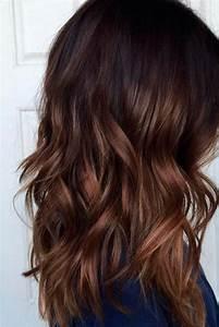 Ombré Hair Marron Caramel : les 25 meilleures id es de la cat gorie balayage marron ~ Farleysfitness.com Idées de Décoration