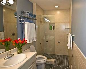 walk in shower ideas for small bathrooms with black tile With small bathroom remodel things consider