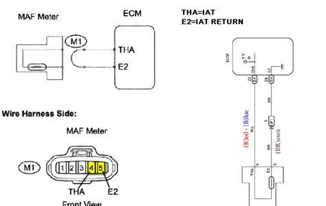 2011 Gmc Maf Iat Wiring Diagram by Iat Sensor Performance Chip Installation Procedure 2001
