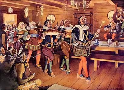Bon Temps Ordre Order Cheer 1606 Jefferys