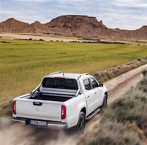 Mercedes X Klasse : fahrbericht pick up mercedes x klasse im test welt ~ Maxctalentgroup.com Avis de Voitures
