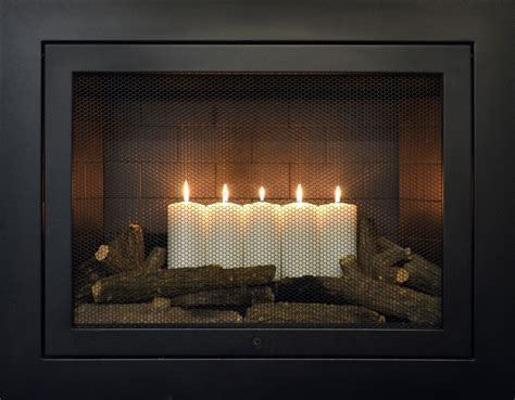 Fireplace Products ? 3 Sided Fireplace & Summer Candles by