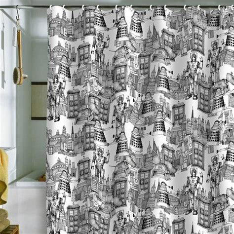 Doctor Who Shower Curtain  Google Search Aisling