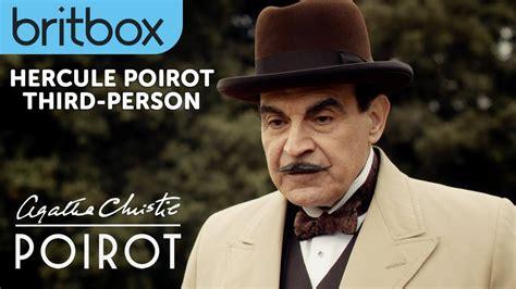 reason poirot refers      person