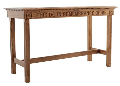 Series 900 Communion Table