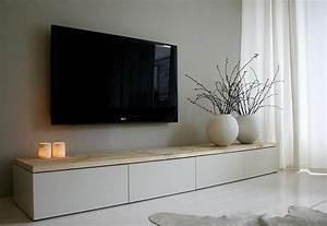 Ikea Besta Wohnzimmer Ideen : ikea besta mit holzplatte sieht sehr gut aus interior ideas pinterest wohnzimmer ideen ~ Orissabook.com Haus und Dekorationen