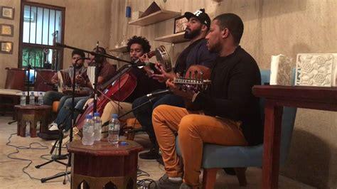Arabic Traditional Music At Dubai Heritage Village 2016