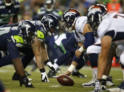 super bowl story lines seahawks broncos  provide