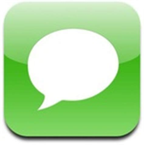 iphone message app texts on both the iphone and ign boards