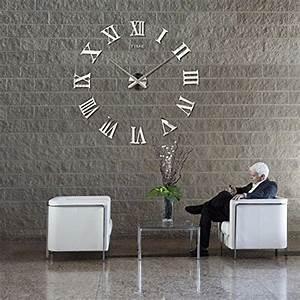 Große Uhr Wand : wanduhren wecker und andere wohnaccessoires von whjy online kaufen bei m bel garten ~ Indierocktalk.com Haus und Dekorationen