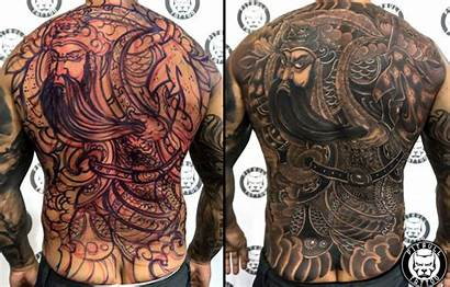 Tattoo Tattoos Studio Japanese Japanische Hygiene Phuket